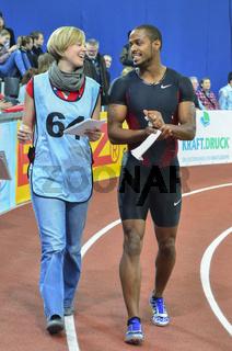 Internationales Leichtathletik Meeting Karlsruhe 2012