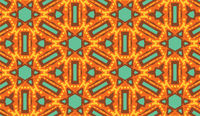 Seamless Kaleidoscope Pattern