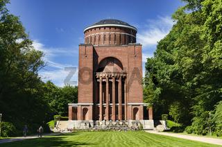 Planetarium und Stadtpark in Hamburg
