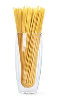 Spaghetti in vase