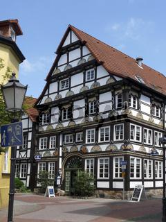Bürgerhus in Hameln Kupferschmiedestrasse