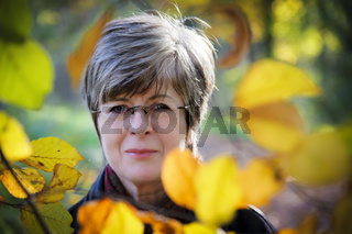 Ruth im Herbst