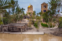 Church of John the Baptist on Jordan River