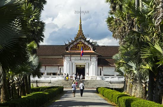 Museum im Königspalast, Royal Palace Museum, Luang Prabang, Laos