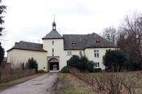 ehemalige Wasserburg Grossbüllesheim