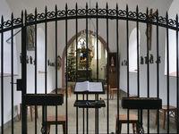Innenansicht der Ahe Kapelle Zum heiligen Bischof St. Servatius - Nettersheim/Eifel