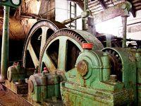 Fördermaschine im Oberharz