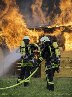 Feuerbekämpfung