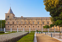 Palace in Seville Spain