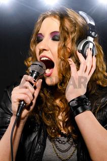 singing rock song