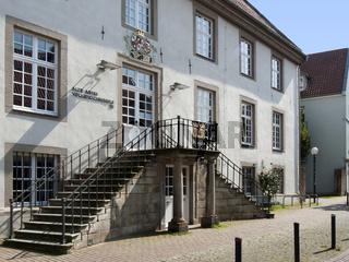 Alte Abtei Lemgo, heutige Volkshochschule