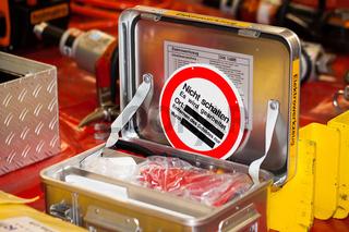 Feuerwehr Elektrowerkzeug Koffer