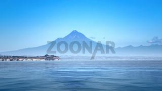 Mt. Taranaki New Zealand