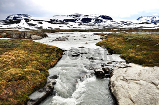 A torrent in Hordaland