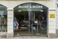 Filiale der Firma MORE & MORE in Kempten