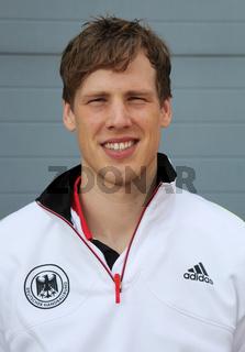 deutscher Handballer Sven-Sören Christophersen Füchse Berlin DHB Team DKB Handball-Bundesliga 12-13