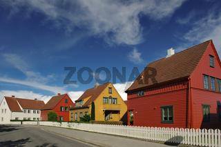 Holzhäuser in Stavanger 4
