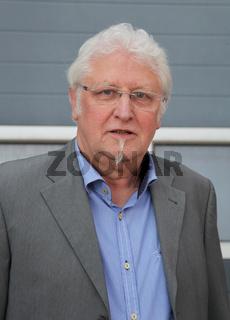 deutscher Handballfunktionär Horst Bredemeier DHB Vizepräsident u. Manager GWD Minden Saison 2012-13