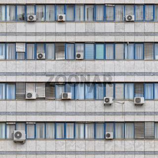 Window Facade Pattern