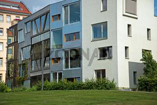 Moderne Architektur Bernauer Str., Berlin