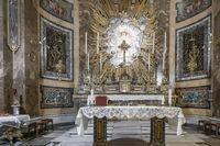 Kirche Santa Maria della Vittoria in Rom