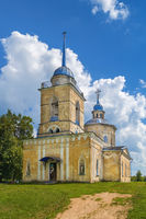 Church of the Assumption of the Blessed Virgin Mary, Bernovo, Russia