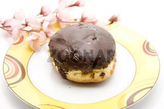 Schokoladenkrapfen