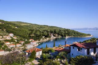 Bucht von Stomorska