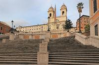 Rome. Spanish Steps
