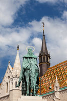 King St. Stephen and Matthias Church in Budapest