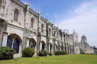 Lissabon Hieronymus Kloster - Lisbon Jeronimos Monastery 07