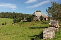 Unterwilmenhof bei St. Peter im Schwarzwald