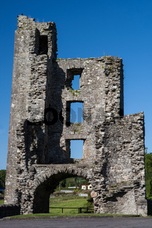 Mellifont Abbey in Irland