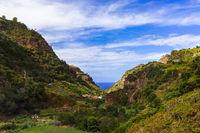 Village near Santana - Madeira Portugal