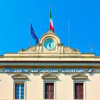 La Spezia Central Railway Station