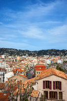 Cannes City Cityscape
