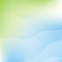 Blue And Green Dinamic Background With Line