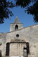 Kirche in Les Baux-de-Provence