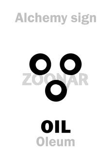 Alchemy: OIL (Oleum)