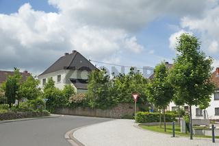 Brühlzentrum Richtung Brückbachplatz Oberthal