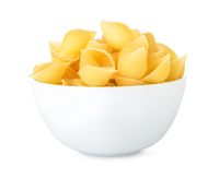 Conchiglie in bowl