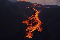 Der Vulkan Fagradalsfjall