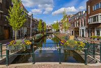 Gouda cityscape - Netherlands
