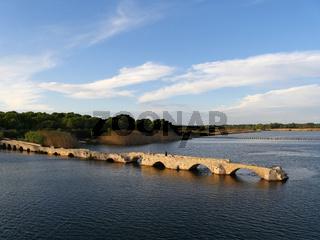 Römische Brücke,  Fertilia, Alghero