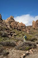 Wanderung Las Cañadas