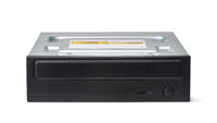 Front view of DVD-RW SATA Internal optical drive