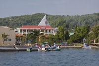Hafen von An Thoi, Insel Phu Quoc, Vietnam, Südostasien