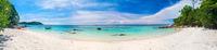Panorama of tropical beach. Koh Lipe
