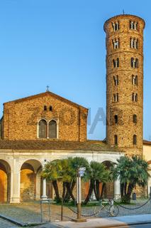 Basilica of Sant Apollinare Nuovo, Ravenna, Italy