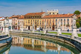 Prato della Valle, square in Padua